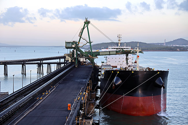 industries we cover - mining & energy union - coal ports